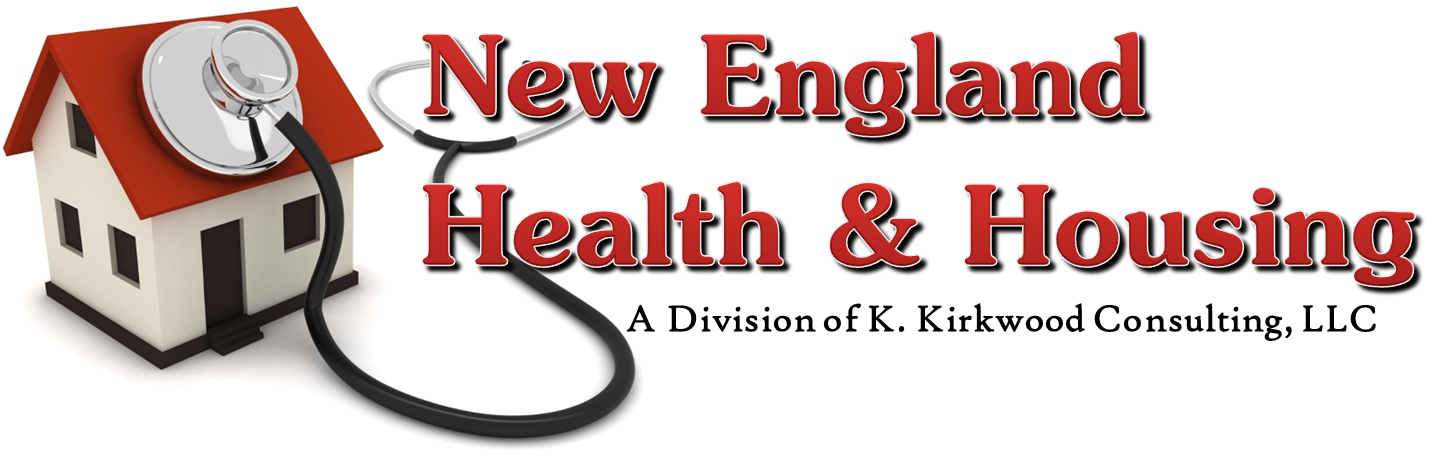 New England Health & Home Logo